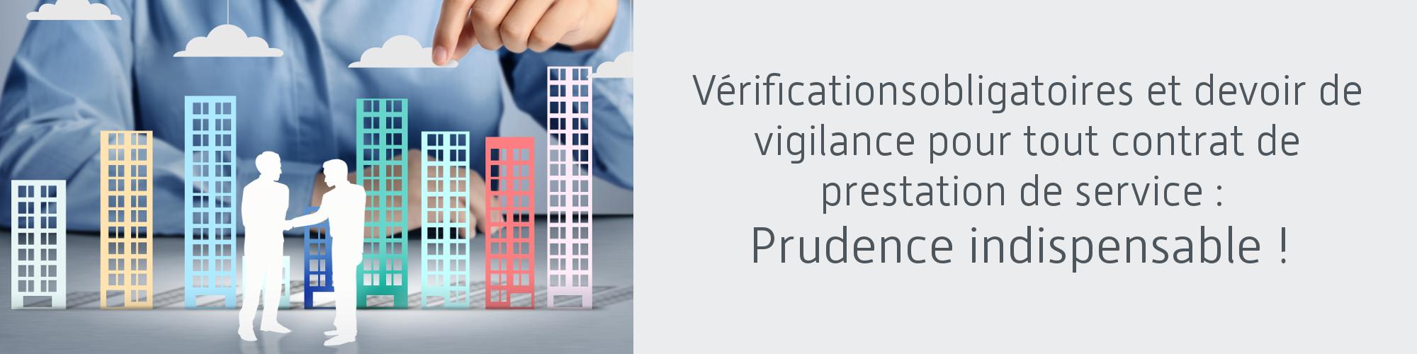 Verifications Obligatoires Et Devoir De Vigilance Pour Tout Contrat